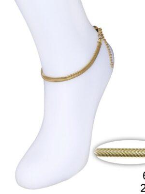 Βραχιόλι Ατσάλινο Φίδι